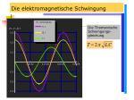 die elektromagnetische schwingung28