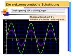die elektromagnetische schwingung43