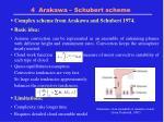 4 arakawa schubert scheme