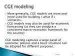 cge modeling10