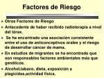 factores de riesgo26