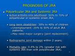 prognosis of jra15
