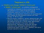 treatment in jra