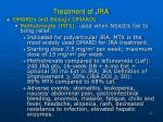treatment of jra21