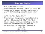 chain rule example