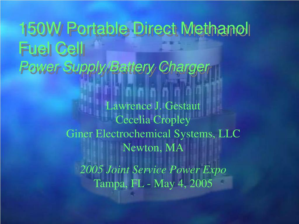 150w portable direct methanol fuel cell power supply battery charger l.