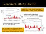 economics utility electric
