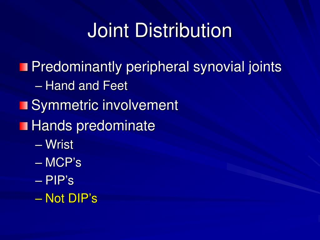 Joint Distribution