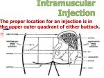 intramuscular injection28