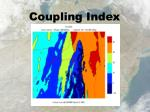 coupling index