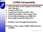 corba interoperability62