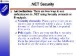 net security50