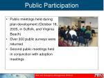 public participation