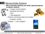 microcontroller systems