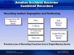 aviation accident recorder combined recorders13
