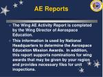 ae reports51