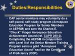 duties responsibilities15