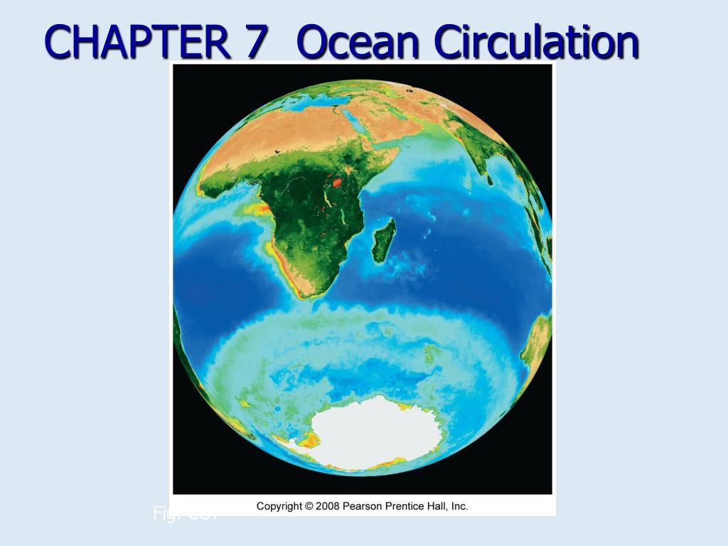 chapter 7 ocean circulation l.