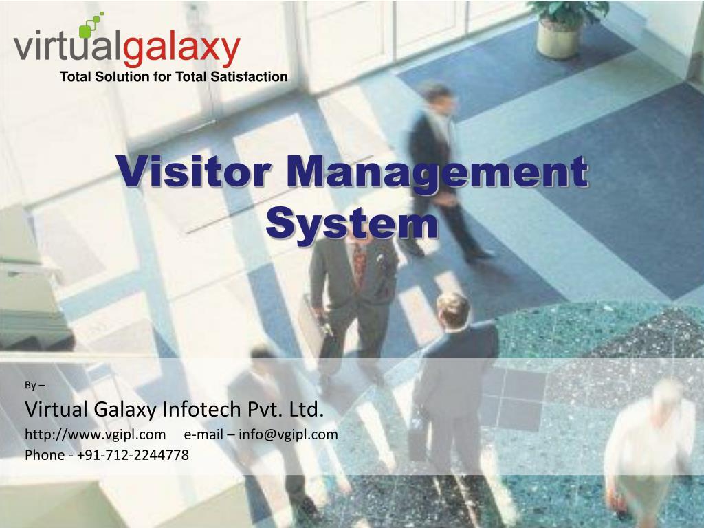 visitor management system l.