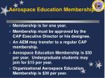 aerospace education membership71