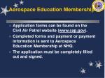 aerospace education membership72