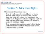 section 5 prior user rights4