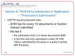 section 8 third party submission in application preissuance submissions16
