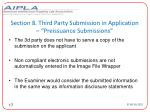 section 8 third party submission in application preissuance submissions17