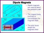 dipole magnets