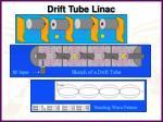 drift tube linac