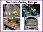 stochastic cooling pickups