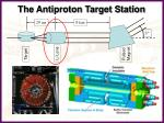 the antiproton target station1