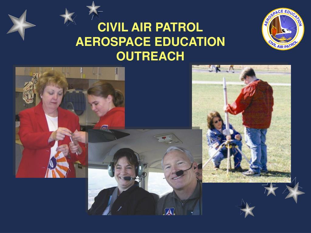 civil air patrol aerospace education outreach l.
