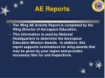 ae reports56
