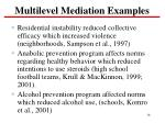 multilevel mediation examples