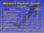 milestone payment system6