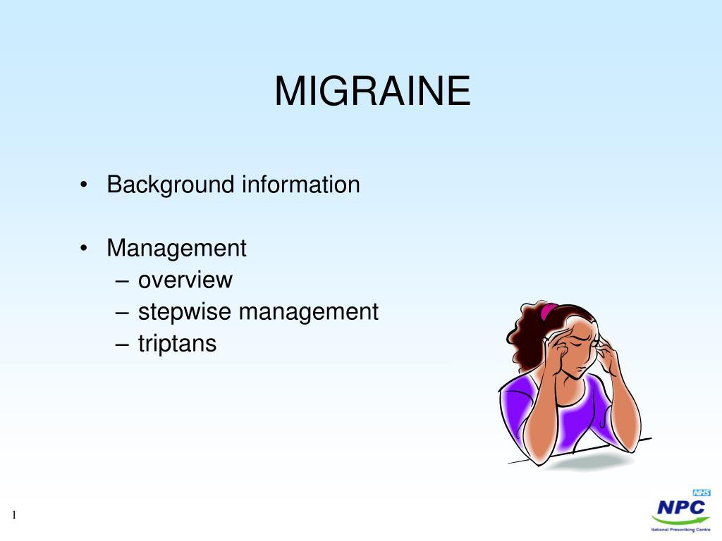 migraine l.