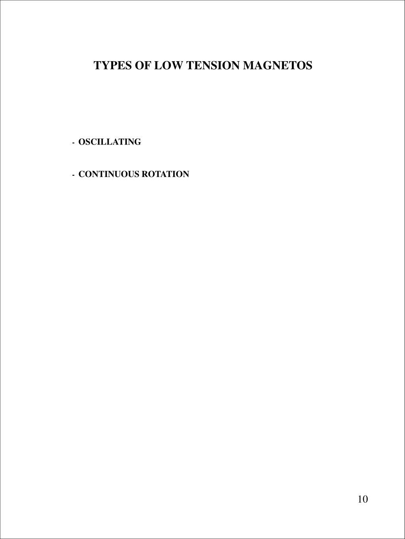 PPT - Engine Ignition PowerPoint Presentation - ID:712048