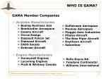 who is gama