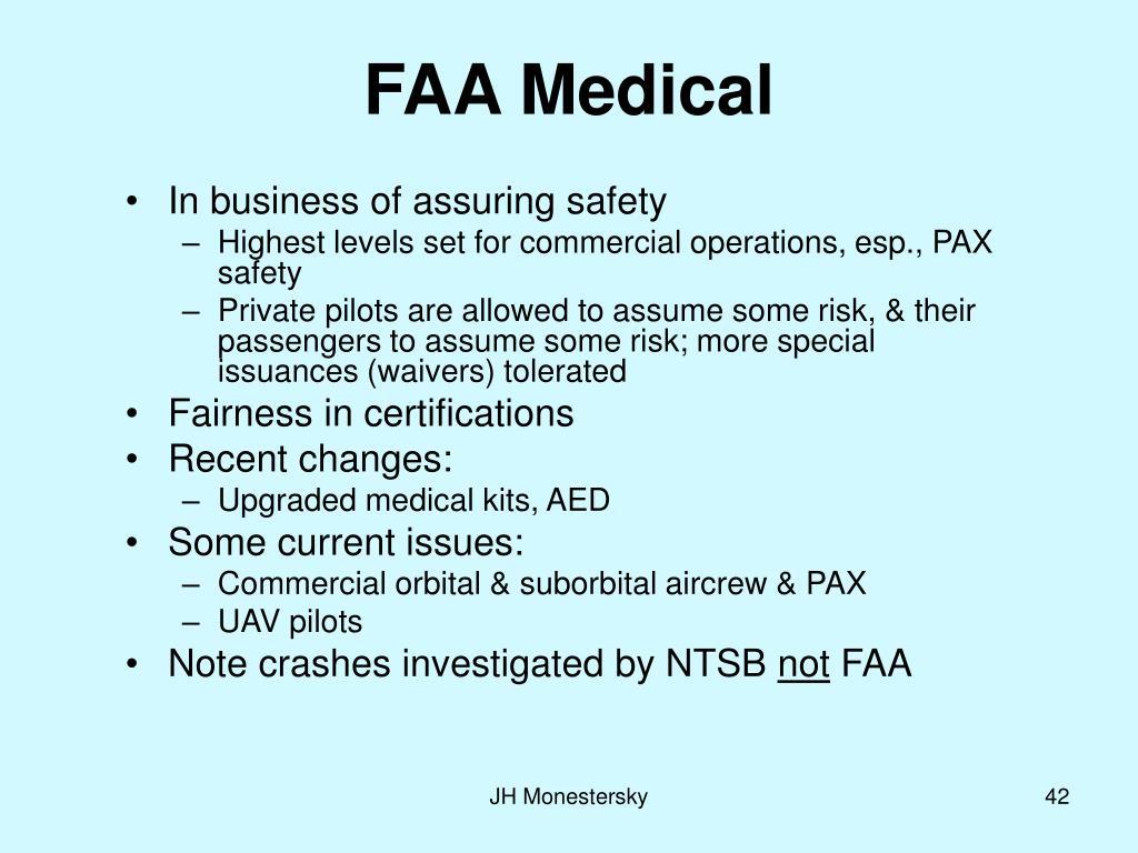 FAA Medical