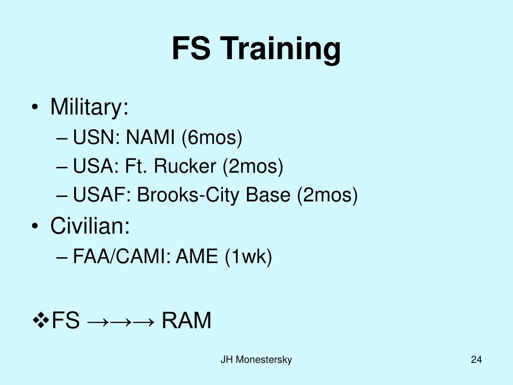 FS Training