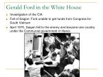 gerald ford in the white house32