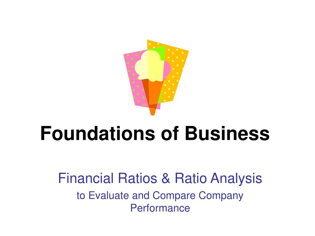 foundations of business l.