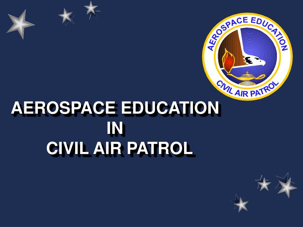 AEROSPACE EDUCATION  IN