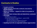 contracts studies