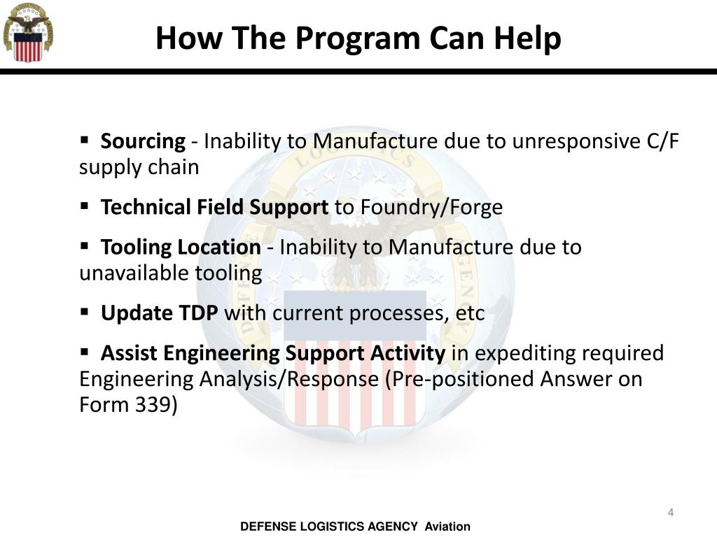 How The Program Can Help