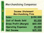 merchandising companies5