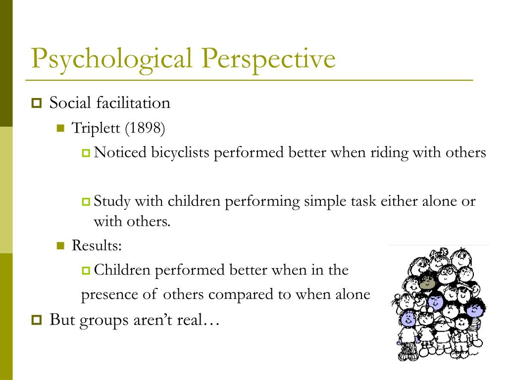 Psychological Perspective