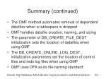 summary continued51