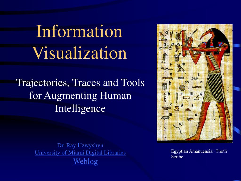 information visualization l.